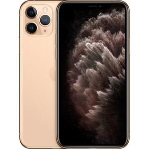 Фото - Смартфон Apple iPhone 11 Pro 512Gb Gold (MWCF2RU/A) olimp gold beef pro plasma 300 таб