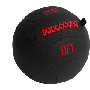 Медбол Original FitTools Wall Ball Deluxe 4 кг