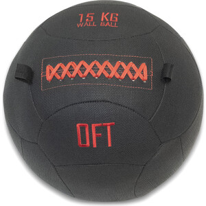 Волбол Original FitTools Wall Ball Deluxe 15 кг
