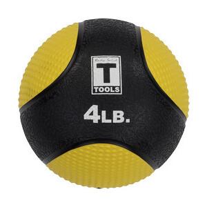 цена на Тренировочный мяч Body Solid 1,8 кг (4lb) премиум