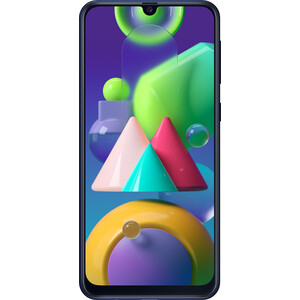Смартфон Samsung Galaxy M21 64Gb Синий смартфон samsung galaxy s8 sm g950f 64gb жёлтый топаз