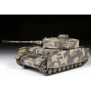 цена на Сборная модель Звезда Немецкий средний танк Pz IV Ausf. G, 1/35 - ZV - 3674