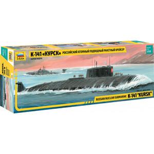 Сборная модель Звезда Российский атомный подводный ракетный крейсер К - 141