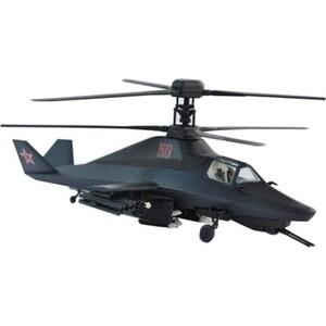 Сборная модель Звезда Российский вертолет - невидимка Черный призрак, подарочный набор, 1/72 ZV 7232П