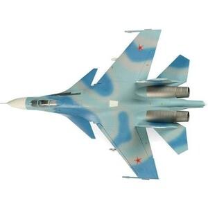 цена на Сборная модель Звезда Советский истребитель Су - 27, подарочный набор, 1/72 - ZV - 7206П