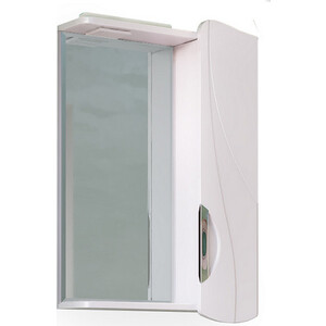 Зеркало-шкаф Raval Folle 45 белый (Fol.03.45/W)