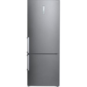 Холодильник Hyundai CC4553F черная сталь