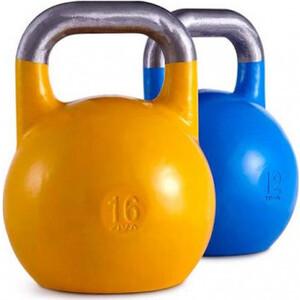 Комплект гирь ZIVA соревновательные комплект из 4 шт 28 -40 кг (шаг 4 кг)