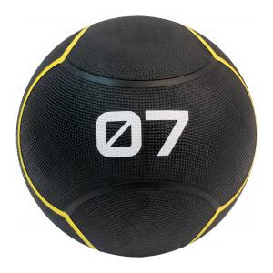 Медбол Original FitTools черный 7 кг