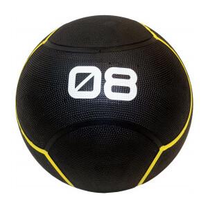 Медбол Original FitTools черный 8 кг