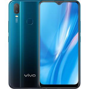 Смартфон VIVO Y11 3/32Gb Blue смартфон