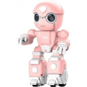 Create Toys Радиоуправляемый интерактивный робот Crazon (Розовый)