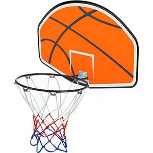 Баскетбольный щит DFC с кольцом для батутов