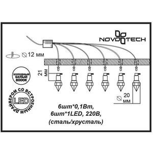 Точечный светильник Novotech 357021
