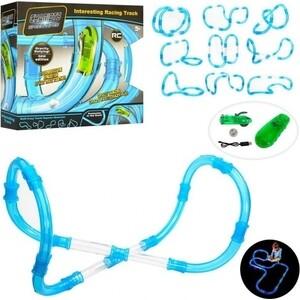 CS Toys Радиоуправляемый гоночный трек в трубе (светится темноте) - 022-2