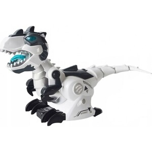 Радиоуправляемый интерактивный динозавр CS Toys Тираннозавр Рекс - 128А-21 geoworld набор для творчества диноарт тираннозавр рекс с 5 лет