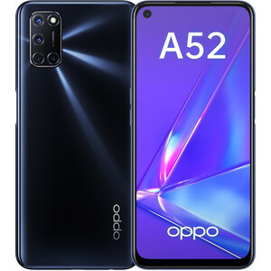 Смартфон OPPO A52 4Gb/64Gb (CPH2069) Черный