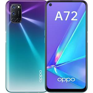 Смартфон OPPO A72 4Gb/128Gb (CPH2067) Фиолетовый