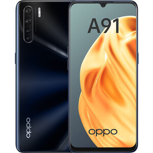 Смартфон OPPO A91 8Gb/128Gb (CPH2021) Черный смартфон doogee x11 1 8gb черный
