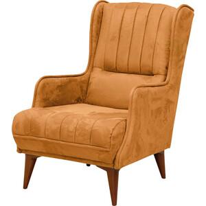 Кресло Нижегородмебель и К Болеро ткань ТК 169 Бентли 05