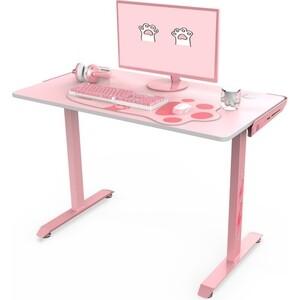 Компьютерный стол для геймеров Eureka I1-S pink