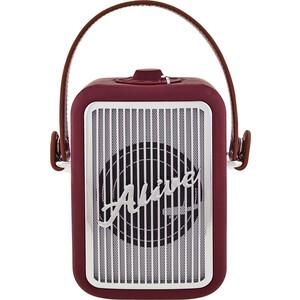 Портативная колонка Alive Audio Journey bordeaux