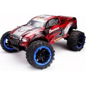 Радиоуправляемый монстр Remo Hobby Dinosaurs Master Brushless (красный) 4WD 2.4G 1/8 RTR
