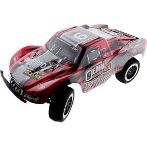 Радиоуправляемый шорт-корс Remo Hobby 9EMU Brushless (красный) 4WD 2.4G 1/8 RTR 4you радиоуправляемый шорт корс трак rta4 s28 4wd rtr масштаб 1 8 2 4g 6241 f101