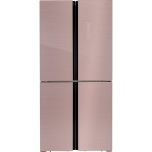 Холодильник Hiberg RFQ-490DX NFGP inverter