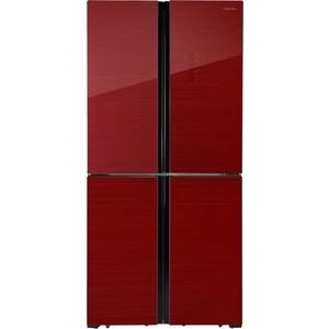 Холодильник Hiberg RFQ-490DX NFGR inverter
