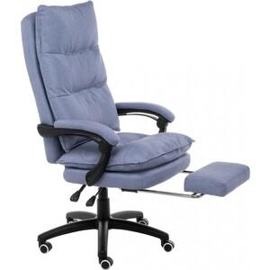 Кресло Woodville Rapid голубое