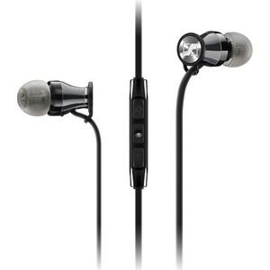 Наушники Sennheiser Momentum 2.0 In-Ear (M2 IEG) black/chrome для Android наушники sennheiser m2 iebt black