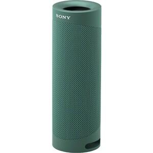 Портативная колонка Sony SRS-XB23 green