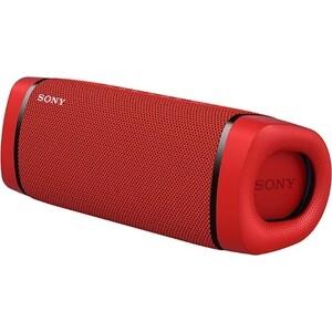 Портативная колонка Sony SRS-XB33 red