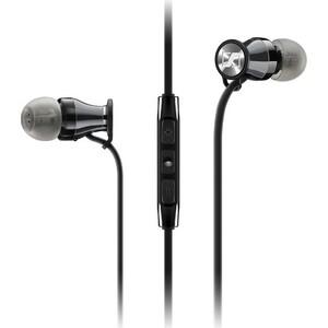 Наушники Sennheiser Momentum 2.0 In-Ear (M2 IEi) black/Chrome для iOS наушники sennheiser m2 iebt black