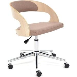 Кресло TetChair Jazz дуб экошерсть коричневый 1811-5 стул tetchair stamford 828 s дуб в красноту