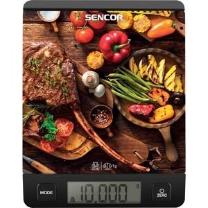 цена на Весы кухонные Sencor SKS 7001BK