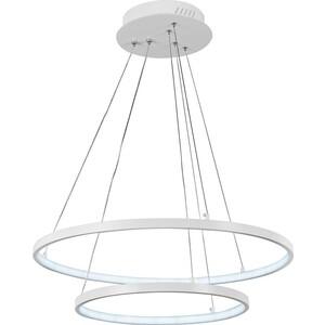 Светильник iLedex Подвесной светодиодный Axis D098-2 (600X400) WH