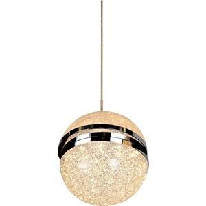 Светильник iLedex Подвесной светодиодный CRystal Ball C4474-1 CR