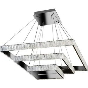 Светильник iLedex Подвесной светодиодный Crystal ice MD7212-105B CR crystal light светильник подвесной yagodans цвет металлический 18х30 см
