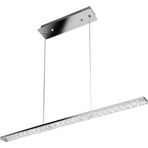 Светильник iLedex Подвесной светодиодный Crystal ice MD7212-15D CR crystal light светильник подвесной yagodans цвет металлический 18х30 см