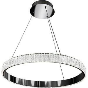 Светильник iLedex Подвесной светодиодный Crystal ice MD7212-36A CR crystal light светильник подвесной yagodans цвет металлический 18х30 см