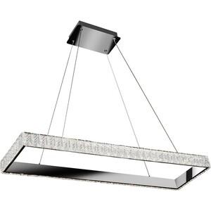 Светильник iLedex Подвесной светодиодный Crystal ice MD7212-40B CR crystal light светильник подвесной yagodans цвет металлический 18х30 см