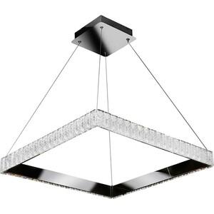 Светильник iLedex Подвесной светодиодный Crystal ice MD7212-44B CR crystal light светильник подвесной yagodans цвет металлический 18х30 см