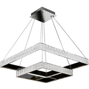 Светильник iLedex Подвесной светодиодный Crystal ice MD7212-70B CR crystal light светильник подвесной yagodans цвет металлический 18х30 см