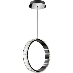 Светильник iLedex Подвесной светодиодный Crystal ice MD7216-1 CR crystal light светильник подвесной yagodans цвет металлический 18х30 см