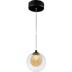 Светильник iLedex Подвесной светодиодный Oblivion C4457-1R CR