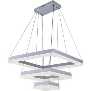 Светильник iLedex Подвесной светодиодный Twins D0319-3 (200X400X600) WH подвесной светильник 33 идеи pnd 101 03 01 ab s 02 wh 3