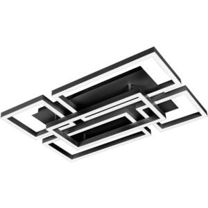 Светильник iLedex Потолочный светодиодный Grace 8139-500X250+250-X-T BK