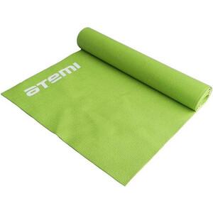 Коврик для йоги Atemi AYM01 зеленый 179х61х0,4